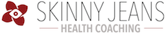 Skinny Jeans Health Coaching Logo